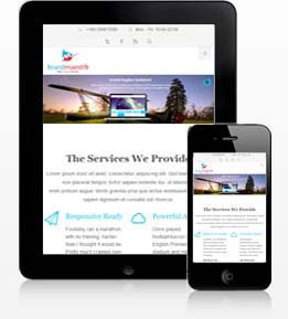 responsive web design services