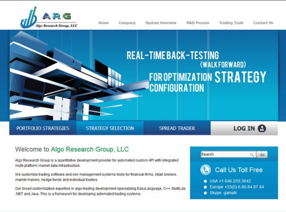 Algo Research Group
