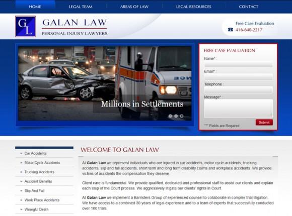 Galan Law