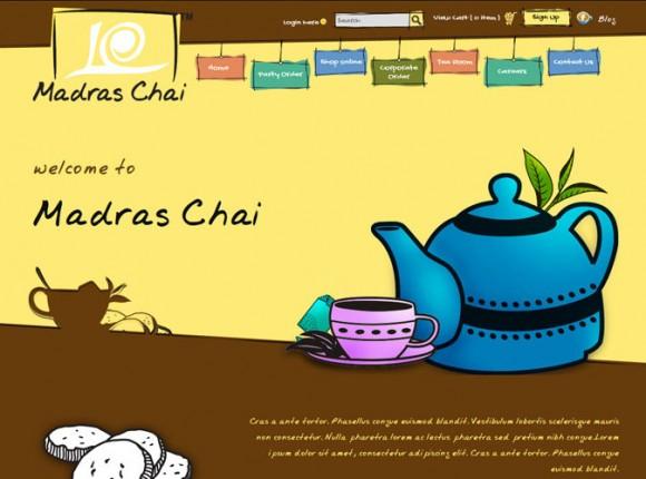 Madras Chai