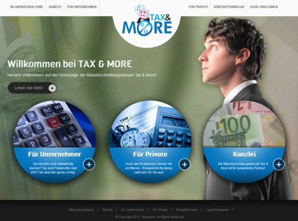 Tax and more