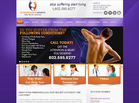AZ Fibromyalgia & Arthritis Pain