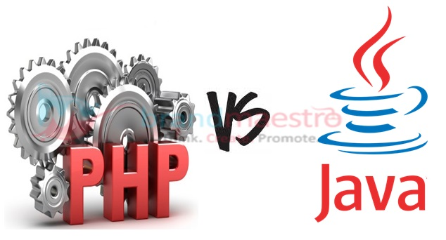 Php Vs Java language-custom-web-app-development