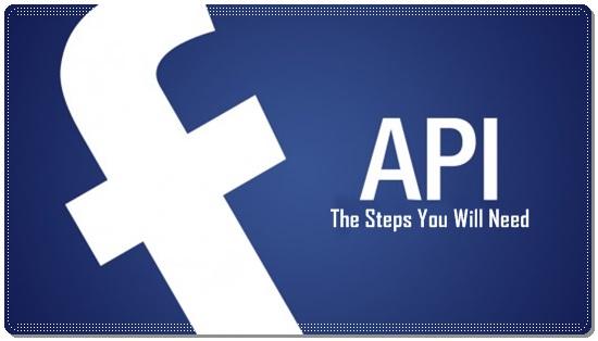 facebook api- mobile app development