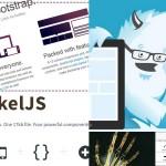 Web Development Framework-collage