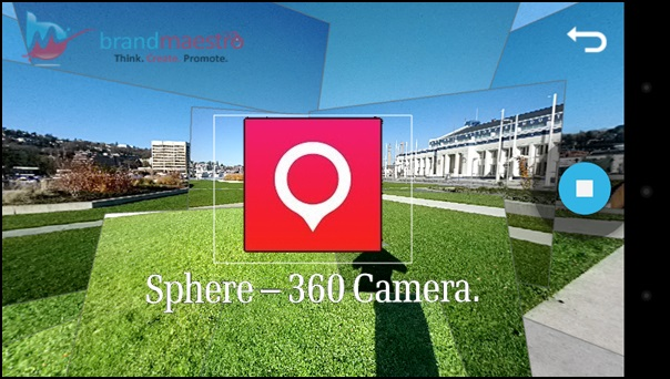 Google Sphere-360 Degree App - mobile app developers