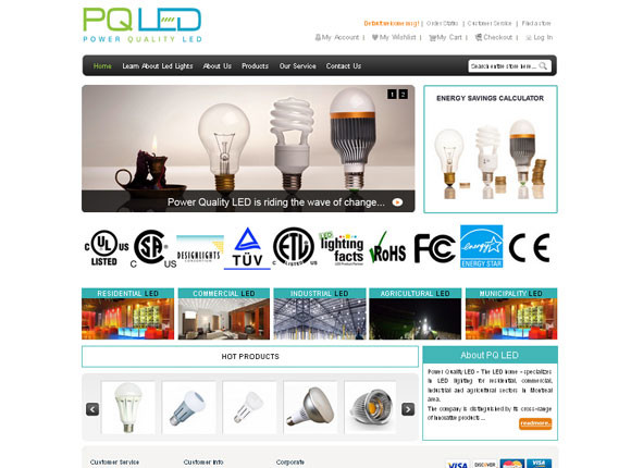 Power Quality LED