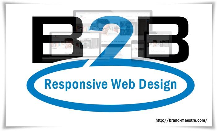 Responsive Web Design B2B
