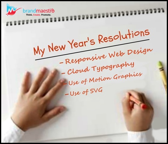 New Year Resolution for designers