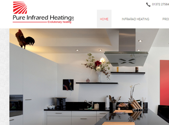 Pure Infrared Heating Ltd
