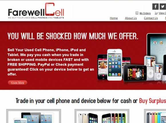 Farewell Cell