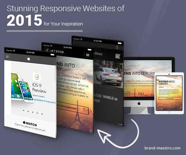 5 Top Responsive Websites