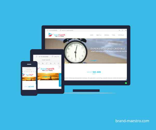 Re-Launch Website