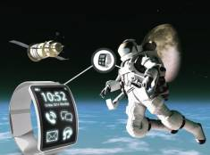 NASA Announces Smartwatch Mobile App Design Contest