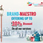 Brand Maestro Christmas Offer