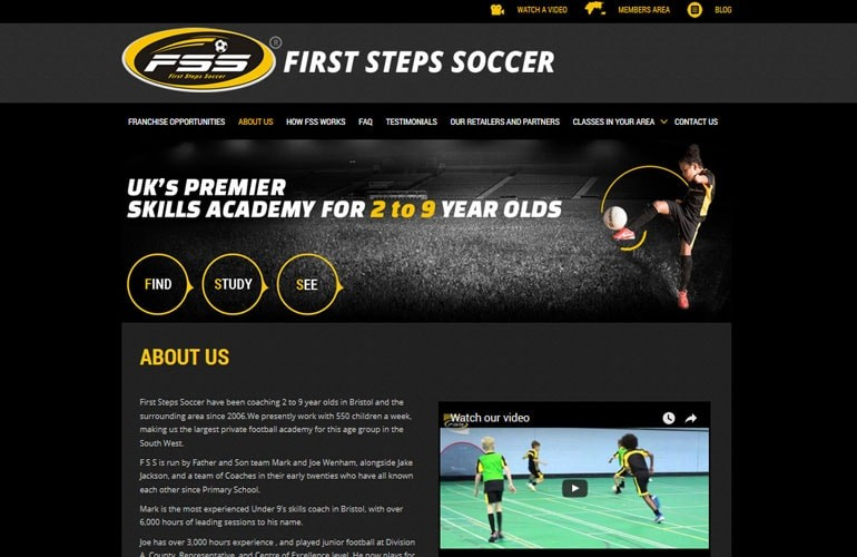 First Steps Soccer