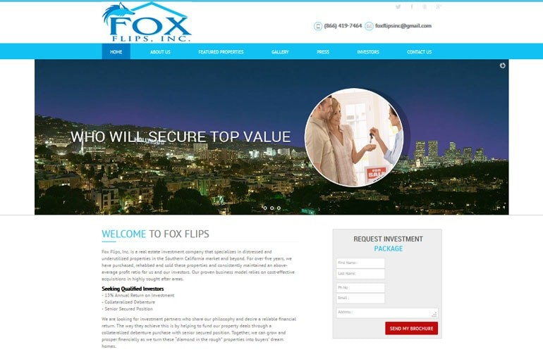 Fox Flips Inc
