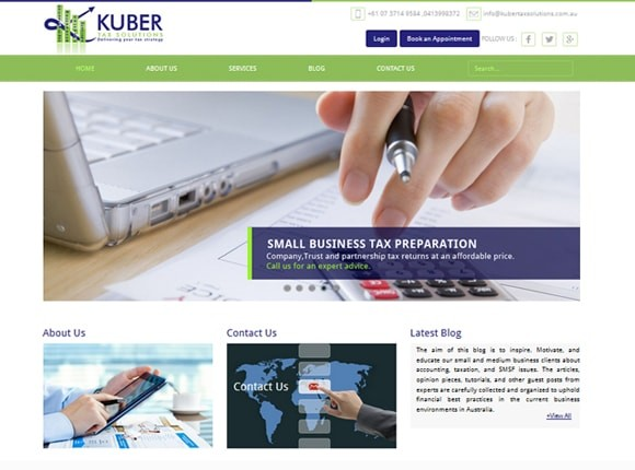 Kuber Tax Solutions