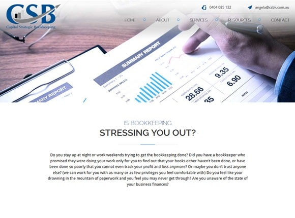 Capital Strategic Bookkeeping