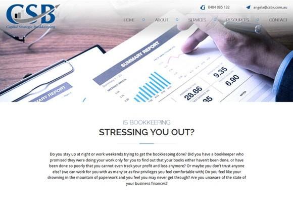 Capital Strategic Bookkeeping
