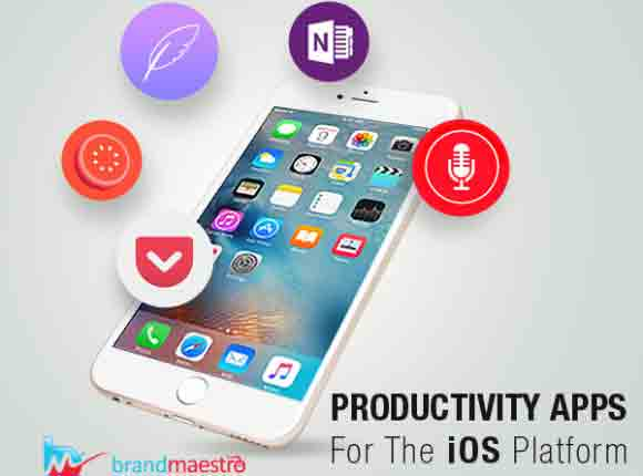 Top 10 Productivity Apps For The iOS Platform